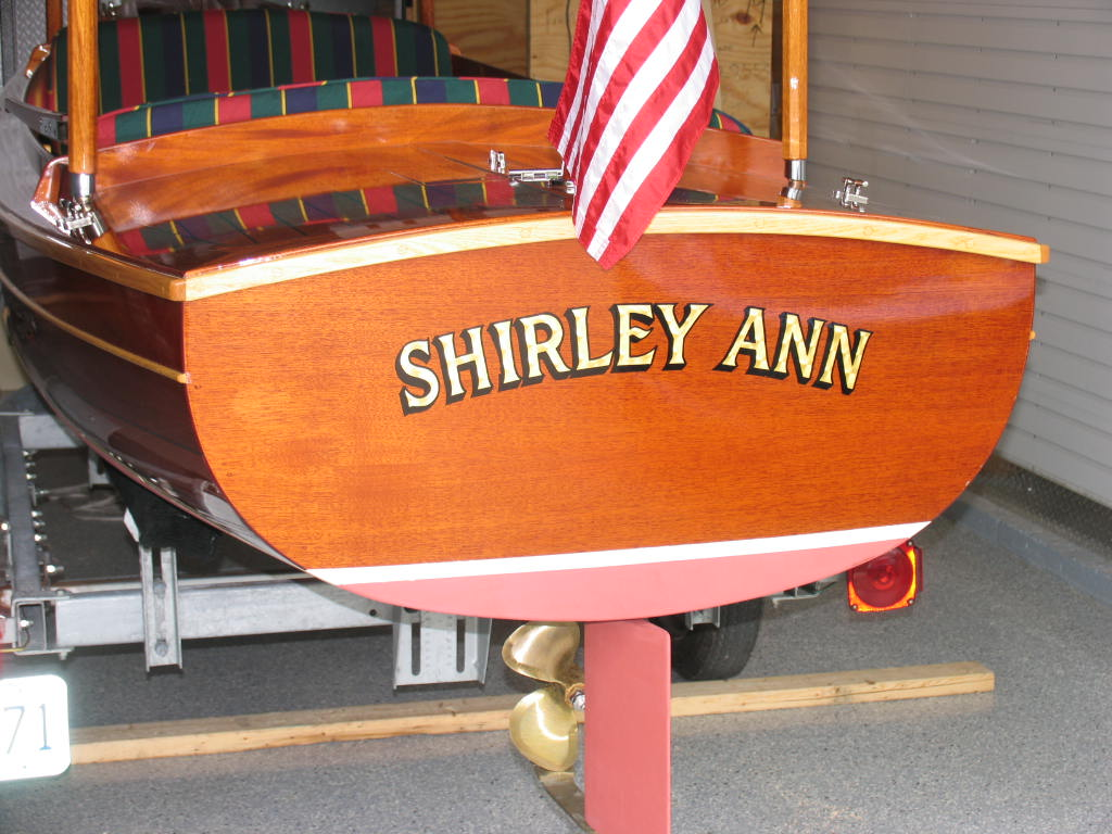 Gold Leaf Man Boat Names